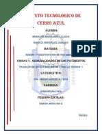 Instituto Tecnologico de Cerro Azul Pavimentos