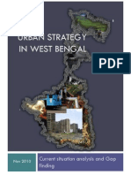 Formulation of Urban Strategy in West Bengal