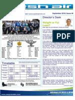 67- Fresh Air Newsletter SEPTEMBER 2010 Keysborough