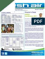 75- Fresh Air Newsletter MAY 2011 Keysborough