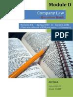 Company Law Kit