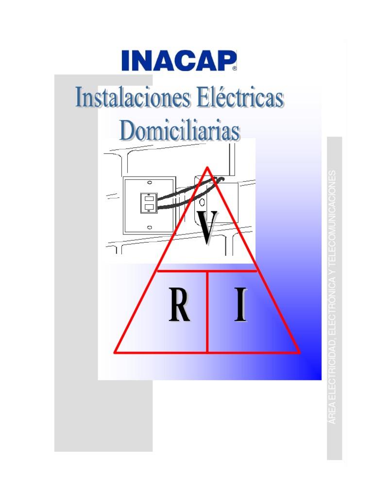 Circuito Unilineal : Instalaciones eléctricas domiciliarias