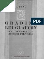 Gradina Lui Glaucon- Manualul Omului Politic