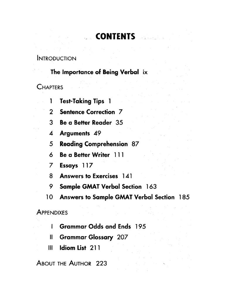 Princeton Review GMAT Verbal Workbook (1)