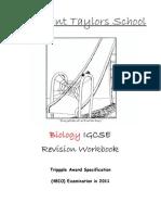 IGCSE Revision Book