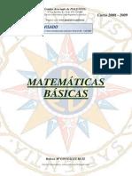Resumen matematicas basicas