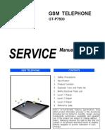 Samsung Gt-p7500 Galaxy Tab 10.1 3g Service Manual