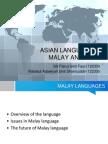 Asian Languages