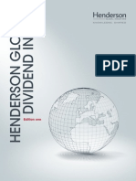 Henderson Global Dividend Index Edition1