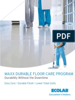 Maxx Durable Brochure