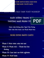 Bao Cao Xay Dung Trang Web TMDT