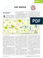 Heat Sensitive Switch
