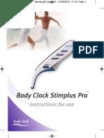 Stimplus Pro Manual