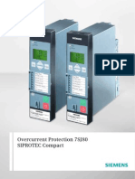7SJ80 Pages From SIPROTEC Compact Protection Systems A1 En