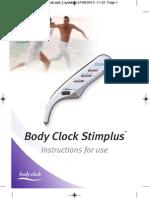 Stim Plus Manual