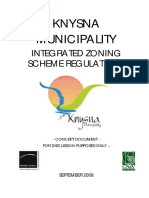 Knysna IZS - Final Draft - Sept 08 - Eng