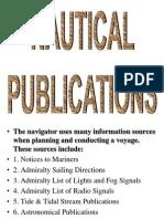 Nav Nautical Publications