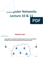 Computer Networks Lect 10 & 11
