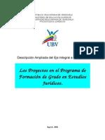 Descriptores 4 Proyectos