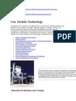 Turbinas de Gas Fotos Desgaste Alabes - Ingles