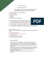 Avaliação Integrada 4 b Português (2)