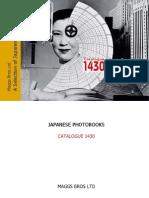 Japanese Photobooks Catalogue Maggs Bros Ltd