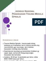Konsensus Nasional Trauma Medspin (2)