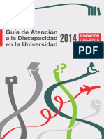 Guia Atencion Discapacidad Universidad