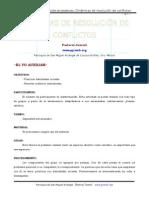 6720114 Dinamicas Para Resolucion de Conflictos