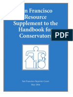 San Francisco City Government Courts  - 10 Sup Handbook