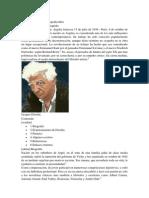Jacques Derrida biografía