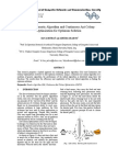 Hybrid of Genetic Algorithm and Continuous Ant Colony Optimization for Optimum Solution