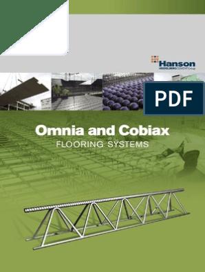 Hanson Omnia Brochure FLOORING system | Precast Concrete