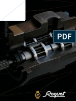 ROQUET Válvulas reguladoras de presión