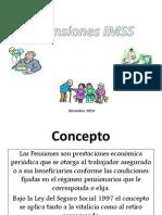 Presentacion pensiones IMSS