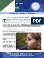 3 Trance Hypnosis