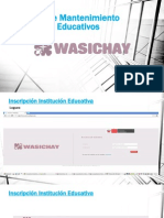 Wasichay IE