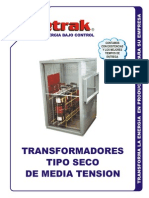 Transformadores Tipo Seco MT