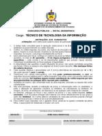 Tecnico_ti Ufsc - 2014