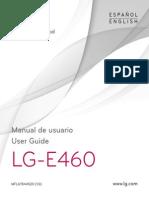Lg l5 II e460 Manual