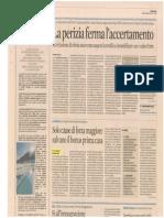 Sole 24 Ore Bonus Prima Casa - Avvocato Nicola Ricciardi