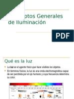 Conceptos Generales de Iluminación