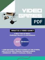 Alexandra Video Games