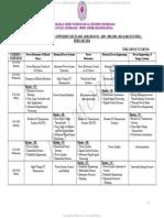 m.tech II Semsuppl r09 Time-table Feb14
