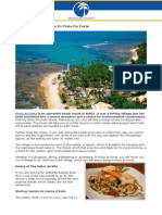 The Best Things To Do In Praia Do Forte