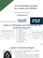 Canvas-Modelos Sociales Sostenibles