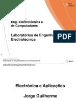 Apresentacao Electronica