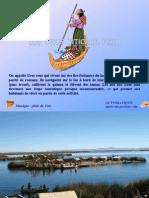 Los-Uros Titicaca Peru