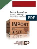 APUNTES DEL NUEVO CONFLICTO SOCIAL 1 Instituto de Investigacin y Experimentacin Poltica