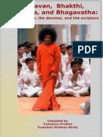 Bhagavan, Bhakti, Bhakta and Bhagavatha